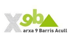 Logo-Xarxa-9Barris-Acull