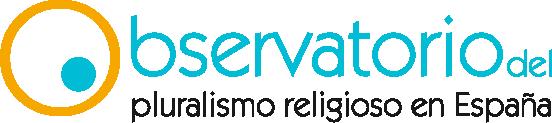 Logo Observatorio del pluralismo religioso en España