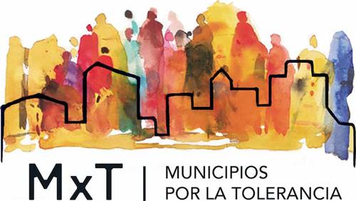 Logo Municipios por la tolerencia